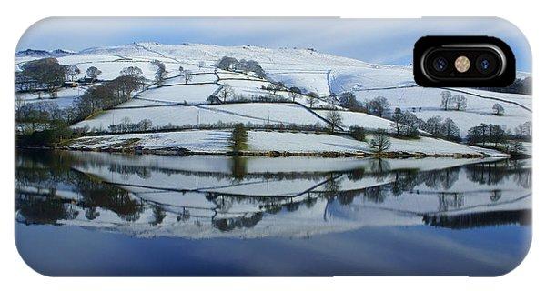 Derwent Valley Reflections IPhone Case