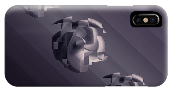 Design Square 53 Phone Case by Joe Connors