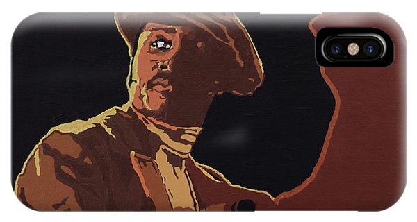 Donny Hathaway IPhone Case
