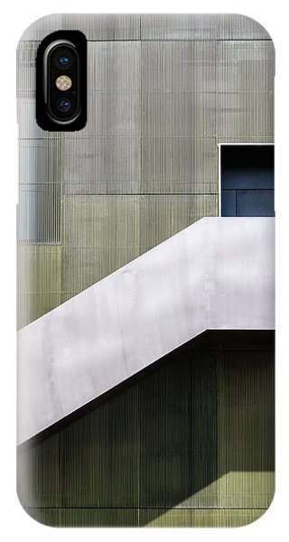 Staircase iPhone Case - Door To Nowhere by Jo??o Castro