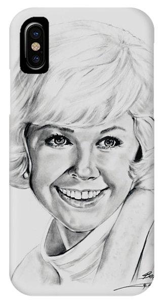 Doris Day IPhone Case