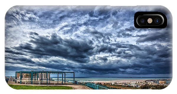 Dramatic Skies IPhone Case