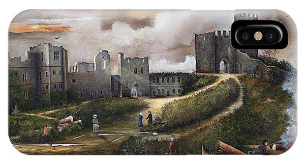 Dudley Castle 2 IPhone Case