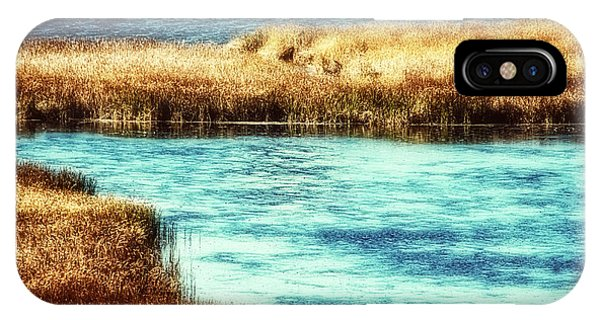Horicon Marsh iPhone Case - Edge Of The Marsh by Mary Machare