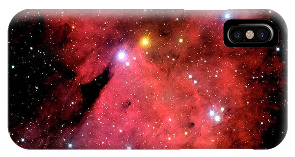 Emission Nebulae Phone Case by Canada-france-hawaii Telescope/jean- Charles Cuillandre/science Photo Library