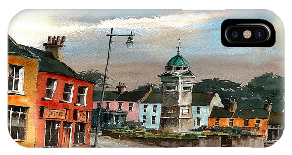 Enniskerry Village Wicklow IPhone Case