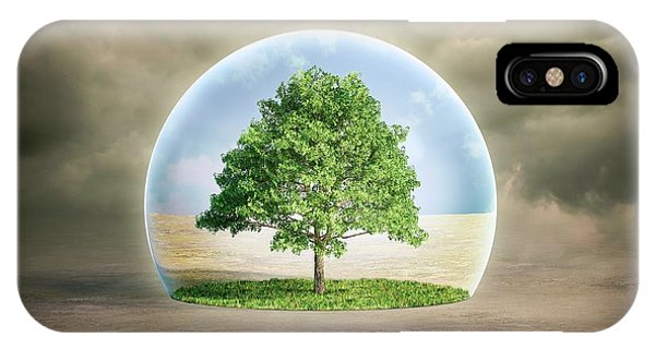 Environmental Protection Phone Case by Andrzej Wojcicki/science Photo Library