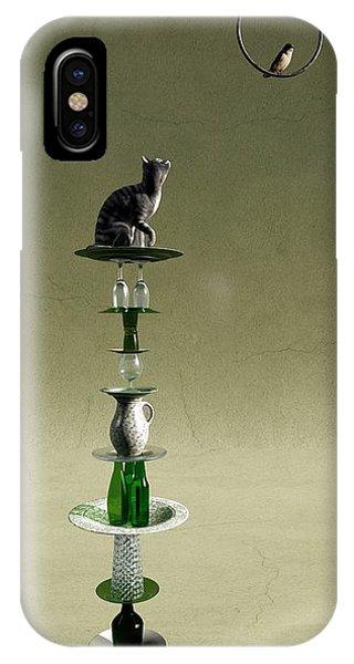 Equilibrium IIi IPhone Case