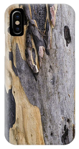 Australia - Eucalyptus Bark IPhone Case