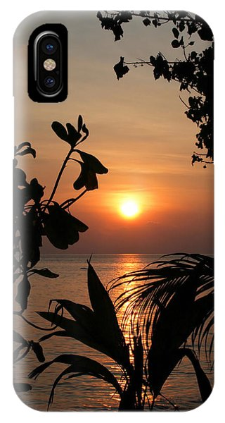 Evening Sun IPhone Case