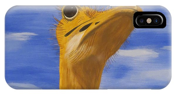 Eye To The Sky IPhone Case