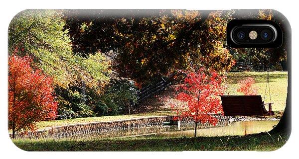 Fall Colors Phone Case by Jinx Farmer