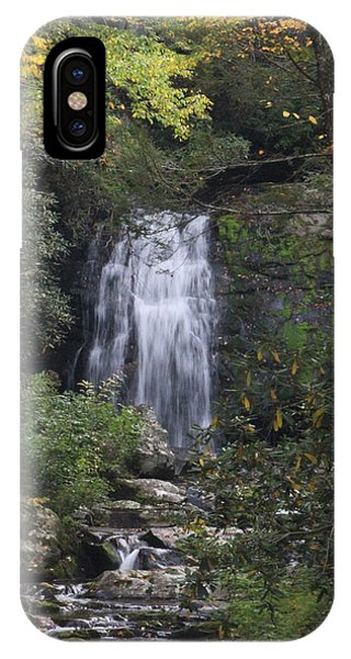Fall In The Smokies IPhone Case