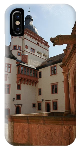 Festung Marienberg IPhone Case