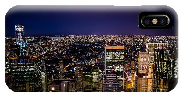 Field Of Lights And Magic IPhone Case
