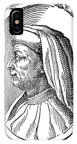 Filippo Brunelleschi (1377-1446) IPhone Case