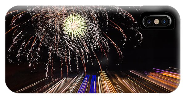 Fireworks Loano 2013 3405 - Ph Enrico Pelos IPhone Case