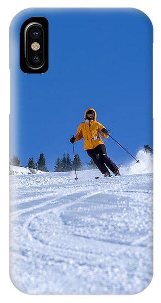 First Run IPhone Case