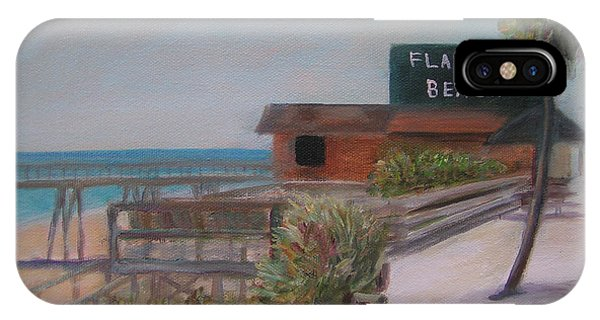 Flagler Beach IPhone Case