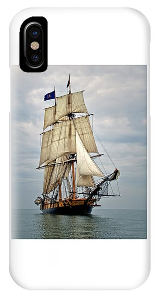 Flagship Niagara IPhone Case