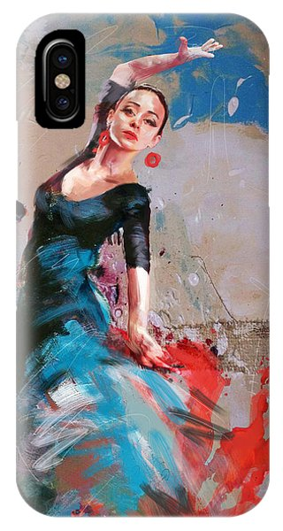 Flamenco 41 IPhone Case