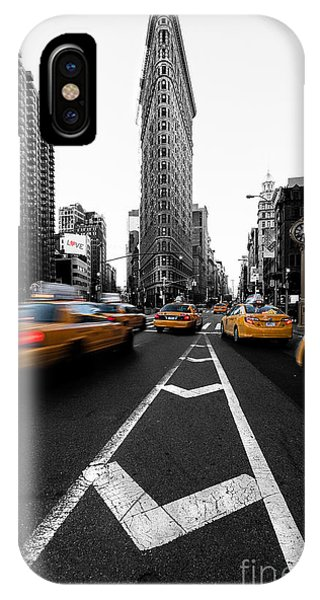 Flatiron Building Nyc IPhone Case