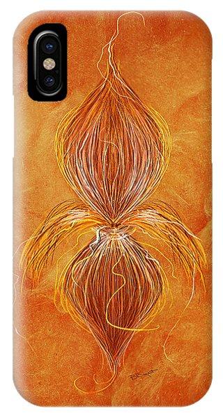 Fleur De Lys Phone Case by Brenda Bryant