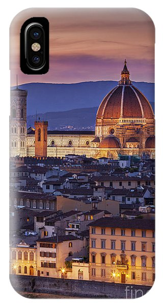 Florence Duomo IPhone Case