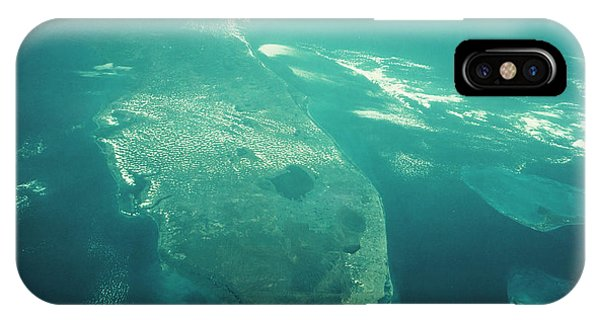 Florida From Space Phone Case by Nasa/science Photo Library