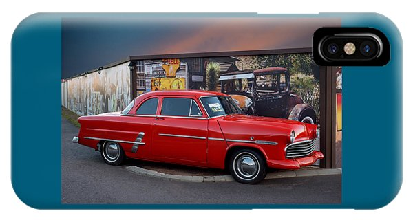 Ford Crestline IPhone Case