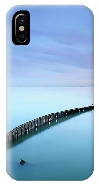 Wreck iPhone Case - Forgotten... by Paulo Dias