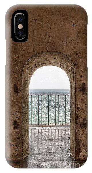 Fort Castillo San Felipe Del Morro IPhone Case