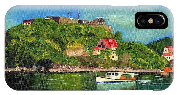 Fort George Grenada IPhone Case