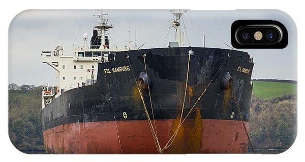 Fsl Hamburg IPhone Case