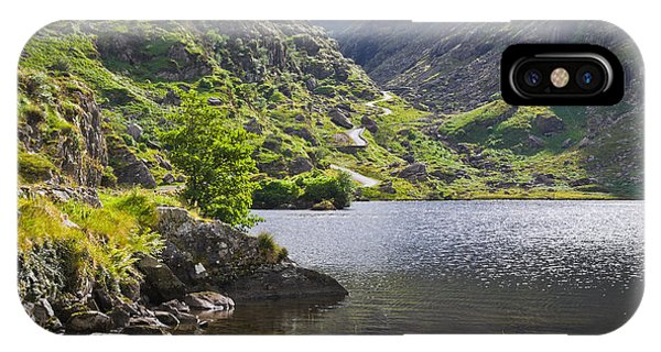 Gap Of Dunloe Lake IPhone Case