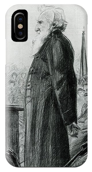 General William Booth  Founder Phone Case by Mary Evans Picture Library
