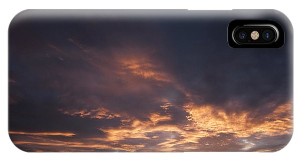 Gila River Indian Sunset Phone Case by Anthony Citro