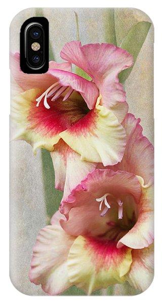 Gladiola IPhone Case