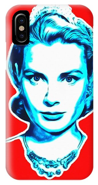 Grace Kelly IPhone Case
