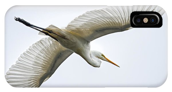 Great Egret IPhone Case