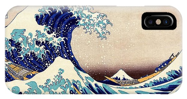 Great Wave Off Kanagawa IPhone Case