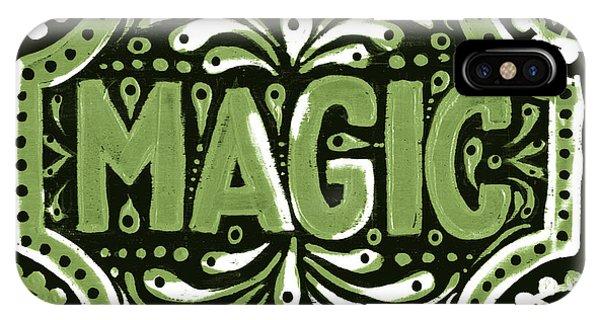 Green Magic  IPhone Case