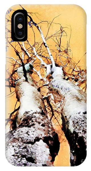 Growing Old Together  IPhone Case
