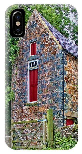 Guernsey Barn IPhone Case