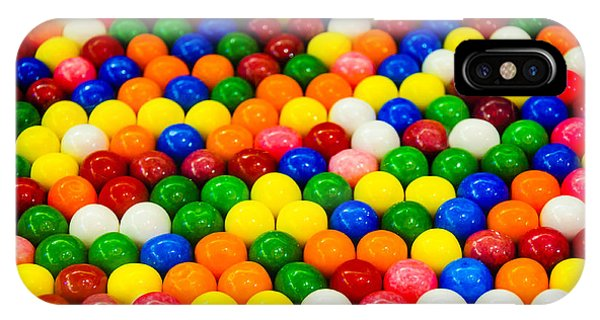 Gum Balls IPhone Case