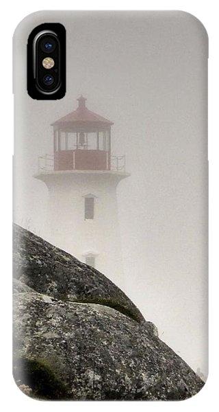 Halifax Fog IPhone Case