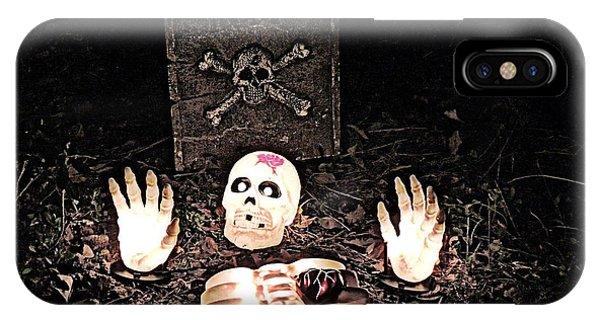 Halloween Spooks IPhone Case