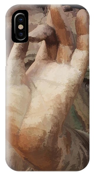 Hand Of Buddha C2014 IPhone Case