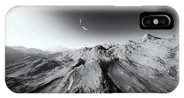Heaven's Breath 7 IPhone Case