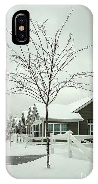 Hello Snow IPhone Case